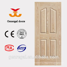 Interior Cheap hdf 4 panel louver wood door