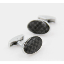 VAGULA Silver Popular Gemelos Brass Cufflinks