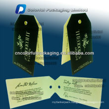 High quality paper drop for olive oil/Customized olive oil paper drop