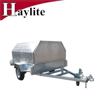 Remorque agricole en aluminium tandemTrailer