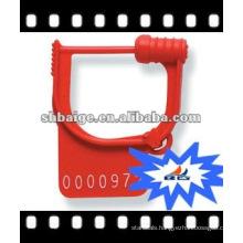 plastic padlocks BG-R-004