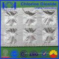 Desodorantes de tocador con agentes de dióxido de cloro
