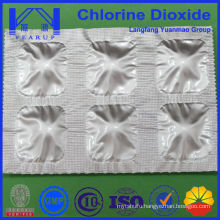 Cost effective Chlorine Dioxide for Water Purification