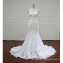 See Through Designs Bridal Dress Europe Style (XF16007)