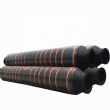 Marine rubber floating discharge hose for dredging
