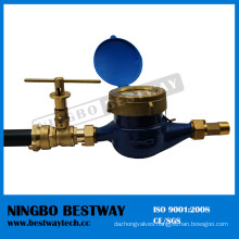 Water Meter with Lockable Valve (BW-L01)