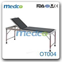 Adjustable medical examination couch OT004