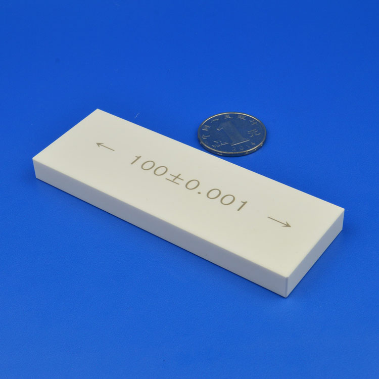 100 Mm Ceramic Gauge Block