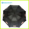 23inch*8k Straight Automatic Opening Advertising Umbrella