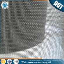 Malla de alambre tejida del molibdeno del paño de alambre del molibdeno para seiving y filtrar