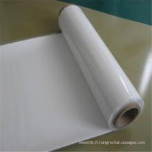 Feuille en caoutchouc de silicone de couleurs à hautes températures