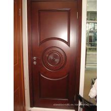 Puerta de madera (HDF-005)