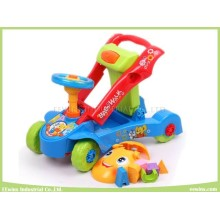 Multifunctional Toys 4 Wheels Ride on Car Educational Toys Baby Walker