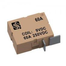 Disposition de carte PCB de relais du verrouillage 250VAC 1b 1A 1c de 60A