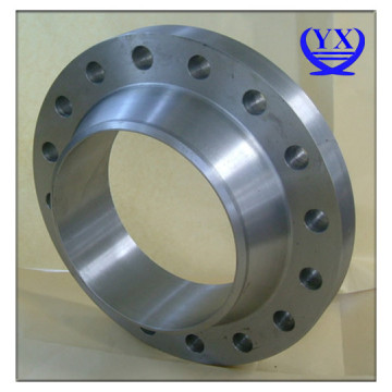 forged GOST 12821 WN steel flanges
