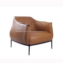 Cadeiras modernas do acento de Archibald com braços