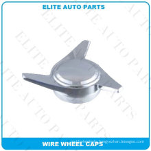 Knock-off Cap for Wire Wheel
