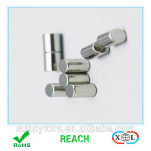 N35 круглый магнит неодимовый 5x10mm