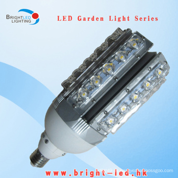 Luz de jardín moderna LED jardín jardín LED luz de jardín