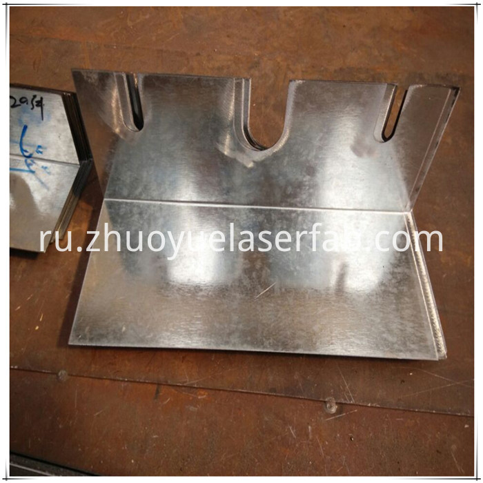 benidng galvanized steel fabrication
