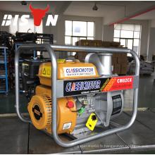 Bison (Chine) Pompe à eau à essence agricole Pompe à eau à essence de 3 pouces 80mm 6.5hp