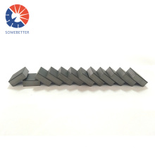 Cutter Are Available Oil Gas Tungsten And Diamond Oil/gas/well Drilling Processing Cutters 8mm*8mm*9.4mm Pdc Square Drill Bit