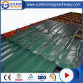 Zhiye Gaya Baru Berwarna Steel Glazed Roof Tile Machine