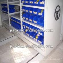 Rack de armazenamento de ferramentas de pneus móveis manuais