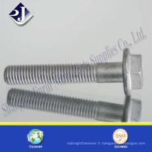Bague de bride certifiée TS16949 certifiée en gros de haute qualité avec Docromet