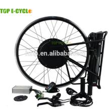 Pas cher 250 W - 1000 W 48 V hub sans brosse moteur électrique vélo e kits de conversion de vélo