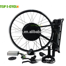 Cheap 250W - 1000W 48V brushless hub motor electric bike e bike conversion kits