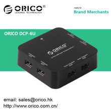 Chargeur USB ORICO DCP-6U 6 ports