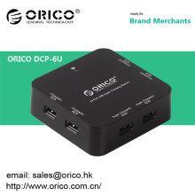 Carregador USB usb ORICO DCP-6U 6