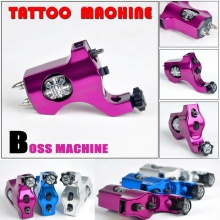 High Quality for Rotary Tattoo Machine Bishop colorful printed Motor tattoo machine export to Angola Manufacturers