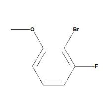 2-Бром-3-фторанизол CAS № 446-59-3