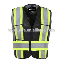 CSA Z96-06 norm unisex reflective vests ,high visibility road warning vests,traffic security vests customized reflective vests