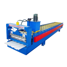 Steel Roof And Wall Panel Roll Forming Machine