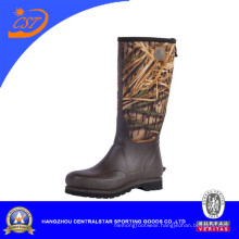 Fashion Best Yellow Camo Wellington Rubber Boots (NE-15)