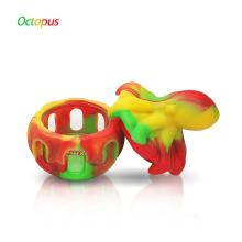 Octopus Silicone Concentrate Container