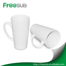 Promotional 12OZ plastic conical pictures on mugs
