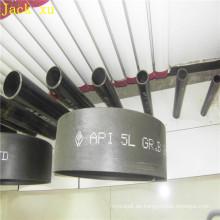 dn50 nahtlose Stahlrohr sch 40/80/160 Jack xu Versorgung API X60 Ölgehäuseleitung, API PSL2 L415 Ölleitung