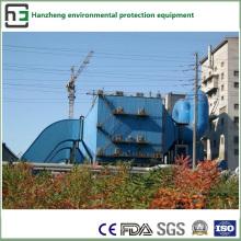 Amplio espacio de la maquinaria de colector-metalurgia lateral electroestática