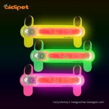 Lycra Led Light Up Dog Collar Cover