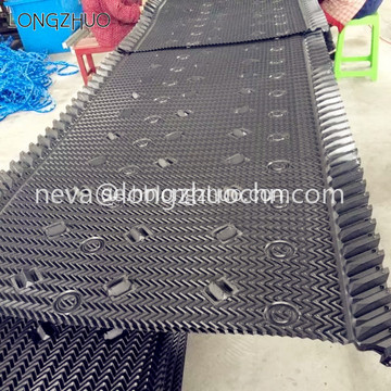 1220x1830mm PVC Water Cooling Tower Fill Media Leverantörer