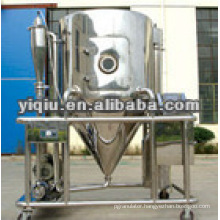 Titanium dioxide spray dryer