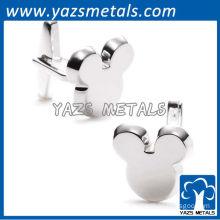 Mickey mouse cufflinks, customize cufflinks