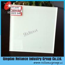 Белой краской стекло/бэк стекла с высоким качеством