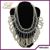 2016 wholesale Chian multi pearl queen jewelry for sale