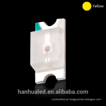 Fábrica diretamente smd led luz smd 0805 superfície montagem emtting diodo leds vermelhos e azuis