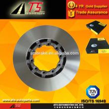 Sistema pesado do freio do rotor do disco do freio do caminhão, fábrica auto peças de reposição